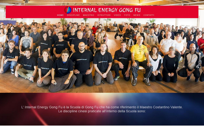 Internal Energy Gong Fu